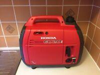 Honda EU20i inverter generator. Excellent condition!!