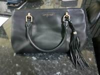 Jasper Conran leather tote bag - VIRTUALLY NEW!