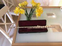 Yamaha 211 Sii Flute Hardly Used