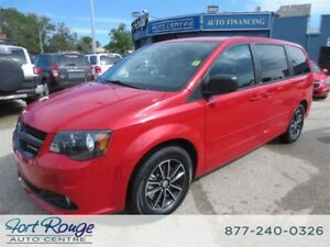 2014 Dodge Grand Caravan SXT PLUS - STOW N GO/DVD/CAMERA/BLUETOO