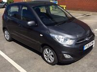 Hyundai i10 (5dr) FHSH, Excellent Condition **Low Miles**High Spec**