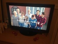 LG HD 32 inch TV with freeview, great condition