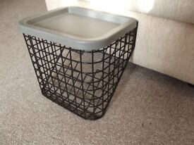 BASKET AND TRAY FOR 3 WHEEL WALKERS.