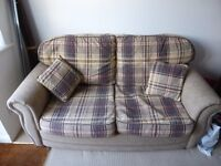 *REDUCED* Two seater sofa bed