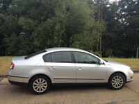 VOLKSWAGEN PASSAT DIESEL 1 PREVIOUS OWNER 2007 MODEL -SAT NAV-MOT 9 MONTHS-WE CAN DELIVER TO YOU