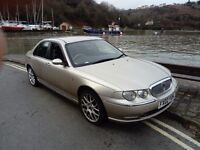 ROVER 75 CDT Diesel SE full history, leather interior only 115,000 miles!