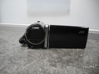 JVC Everio Full HD 1080p 8GB Camcorder 10x Optical Zoom