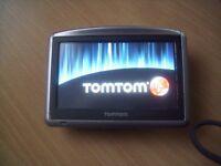 TOMTOM ONE XL V1 sat nav