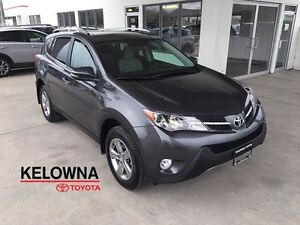 2015 Toyota RAV4 4 Dr FWD XLE Package