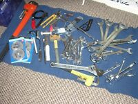 Large selection spanners and tools