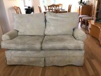 Multiyork Sofas Two Seater And 3 Cream Very Good Condition
