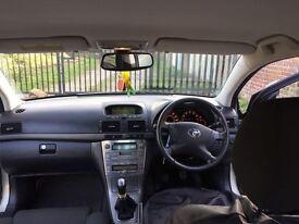 2004 Toyota Avensis 1.8 VVT-i T3-X 4dr HPI Clear @07445775115