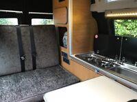 2008 08 & 57reg Fiat Doblo 2 berth High-roof 1.3 Turbo Diesel Active CamperVan motorhome camper van