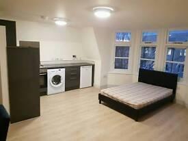 Modern 1 bedroom flat.