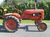WANTED CLASIC TRACTORS CARS MOTORBIKE CARAVANS TRAILERS OLD PLANT ETC HUNTINGDON CAMBRIDGE PETERBRO