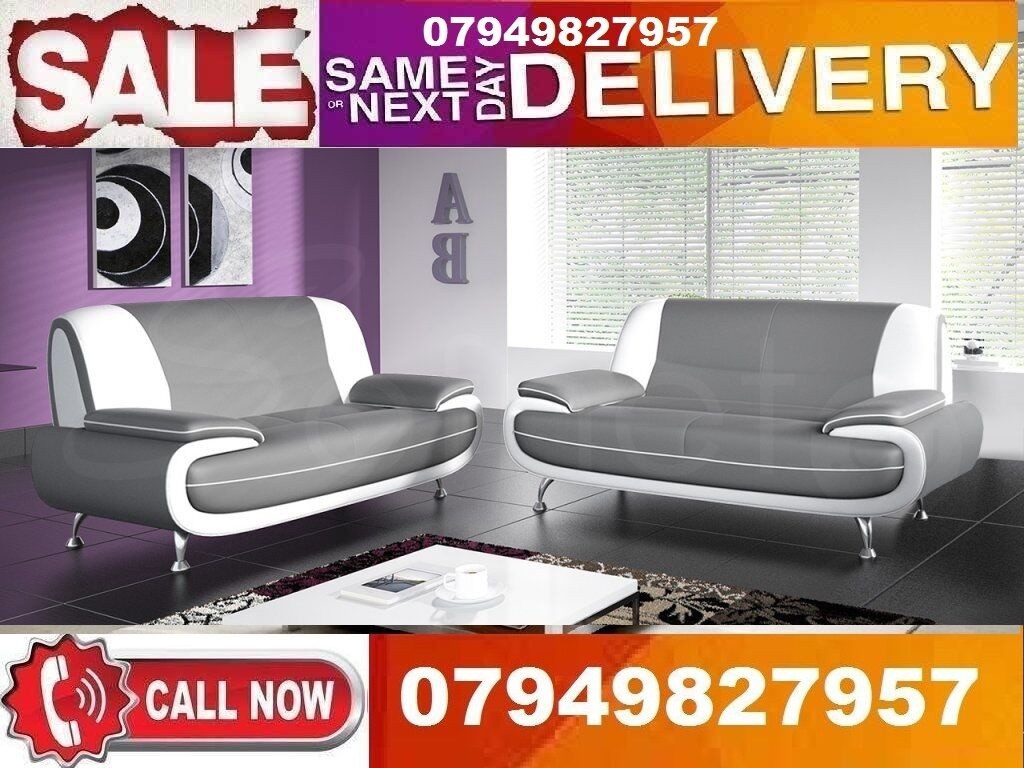Italiaan 2 And 3 SEATER SOFA available In REDin Kingston, LondonGumtree - plz call us 07903198072Aavailable In Cream/Brown The chrome finish on the legs for that extrglamour very comfortable and will look high good In any home. DIMENSIONS 3 Seater W 192cm; H 85cm; D 90cm 2 Seater W 164cm; H 85cm; D 90cm Colours available...