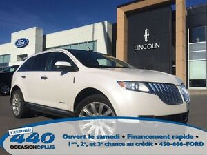 2013 Lincoln MKX Limited  *Cuir, Toit Ouvrant, Navigation*