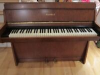 Kemble - 6 Octave Small Compact Upright Piano