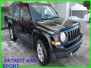 2013 Jeep PATRIOT 4WD SPORT