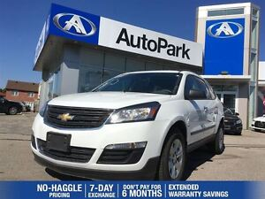2016 Chevrolet Traverse LS/BLUETOOTH/REARVIEW CAM/CRUISE/KEYLESS