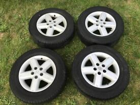 Nissan X-Trail alloy wheels for sale