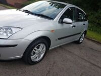 Ford Focus 1.6 Zetec Automatic 2005 one owner low mileage showroom condition 2 keys,fsh,