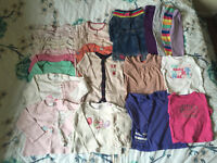 12-18 Months Baby Girl Bundle with 24 items