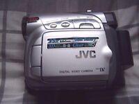 JVC GR-D240EK Mini-DV Compact Camcorder