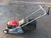 Honda hrb 425c roller lawnmower