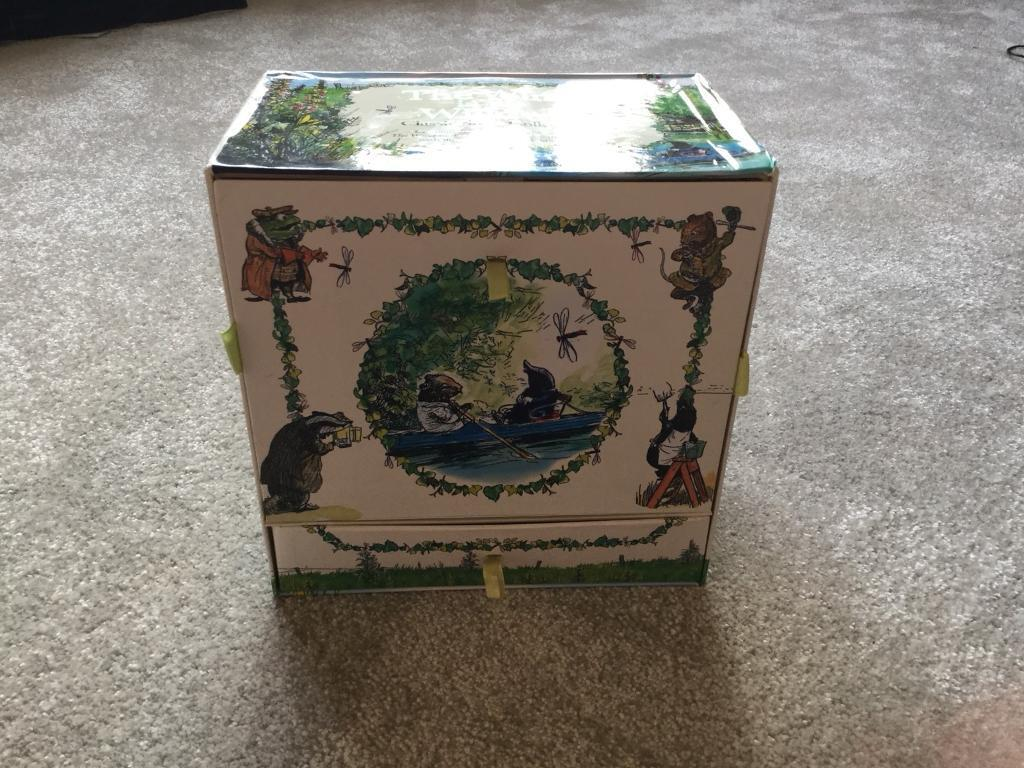 Wind in the Willows book collection