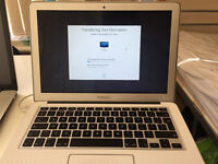 Macbook Air 13inch 2014 256GB, 4GB RAM Great Condition