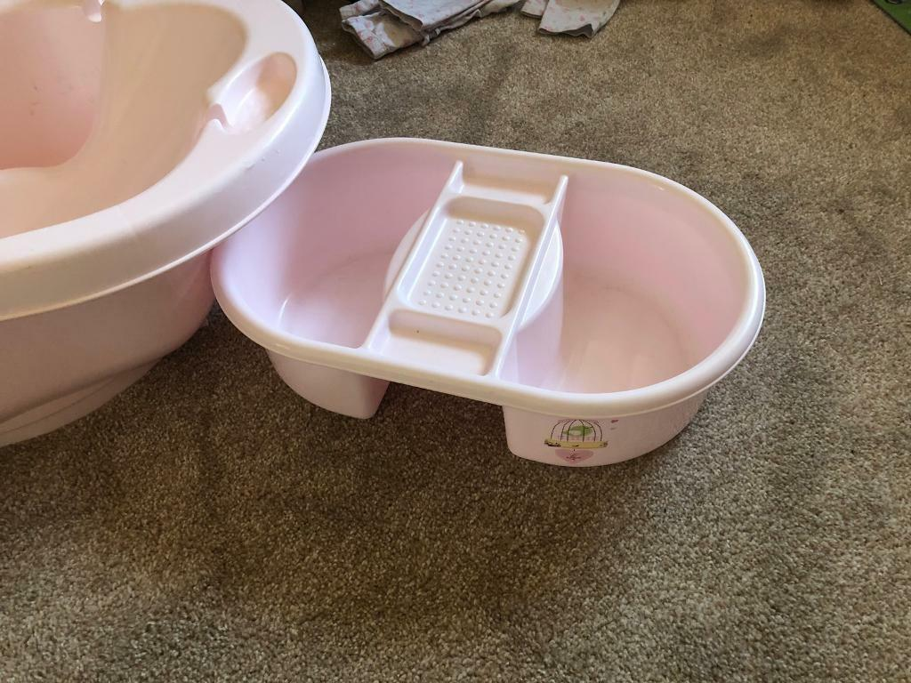 Pink Baby Bath | in Wantage, Oxfordshire | Gumtree