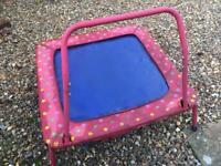 Infant trampoline
