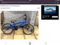 BMX, Apollo, Good condition pegs included, rides well