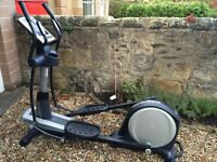 NordicTrack E10 REAR DRIVE elliptical cross trainer.