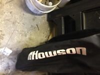 Howson Toutmaster golf clubs