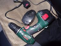 Bosch 12V Cordless Drill WITH BATTERY AND CHARGER. Good working order, fully working as it should