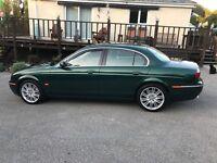 Jaguar S Type 2.7 Diesel 2004 MOT until 1/2017 Full Service History