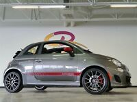 2013 Fiat 500 Abarth CONVERTIBLE WOW BEST COLOR COMBO