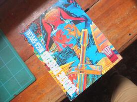 2000 AD Judge Dredd – Comic – Graphic Novel – – Mega-Special #2