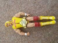 WWE action figure Hulk Hogan