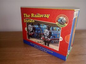The Thomas the Tank Engine Collectors Box - great condition