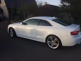 Audi S5 4.2 V8 Ibis White