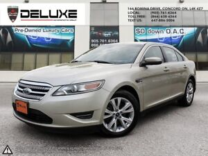2010 Ford Taurus SEL AWD Just arrived as a trade $0 Down OAC