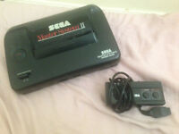 Sega Master System 2+31 Cartridges
