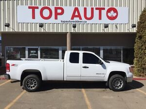 2008 GMC Sierra 2500HD SLE Runs great, ready to work