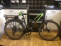 Open to swap Greenedge Cs2 Step Through Electric Mountain Bike