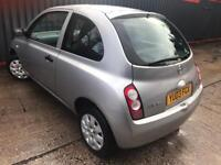 Nissan micra 1.0, low millage, cheap tax and insurance!!