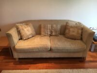 Two seater Sofa for sale, Chairs and more...
