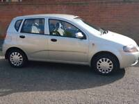 Chevrolet Daewoo kalos 1.4 se - low mileage with history